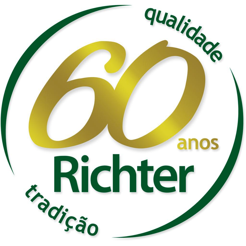Selo Richter 60 Anos